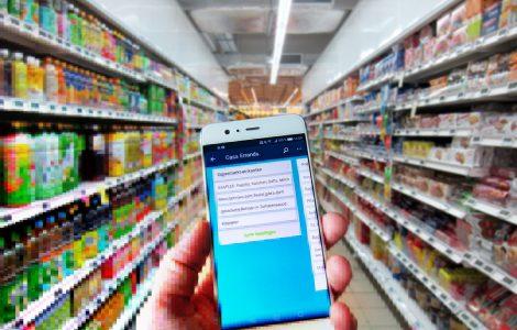 Baby-Einkaufs-Alltag mit To-do-App