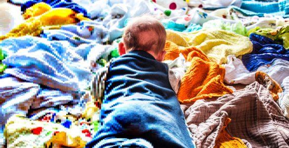 10 Dinge, die wir im zweiten Babymonat brauchten