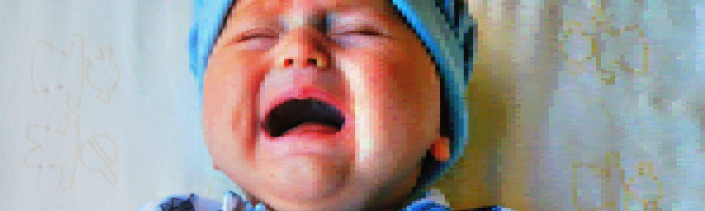 Mach den Test: Was tun, wenn das Baby schreit?