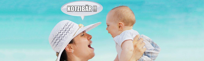 Stinker, Schnuffipuffi und Co. - der Babykosenamen-Zufallsgenerator