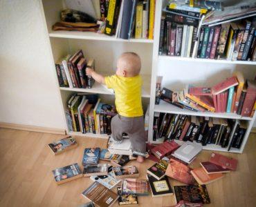 Papa-Elternzeit: Der Ausräumator und ich